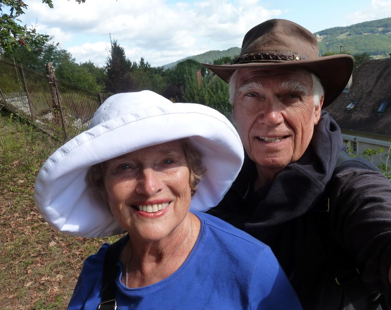 Steve and Sue Bennett